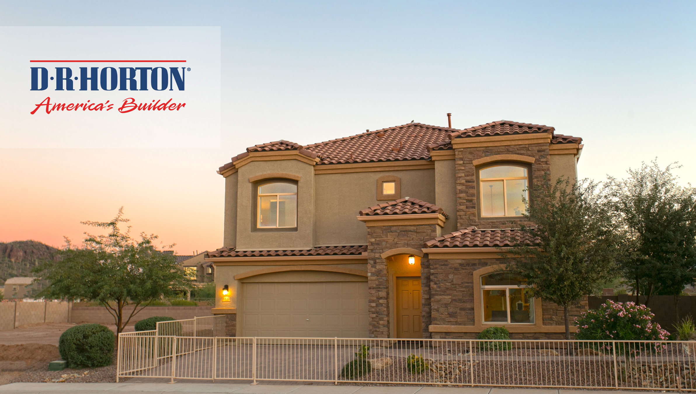 Dr horton homes new construction neighborhoods in tucson for Continental homes floor plans arizona